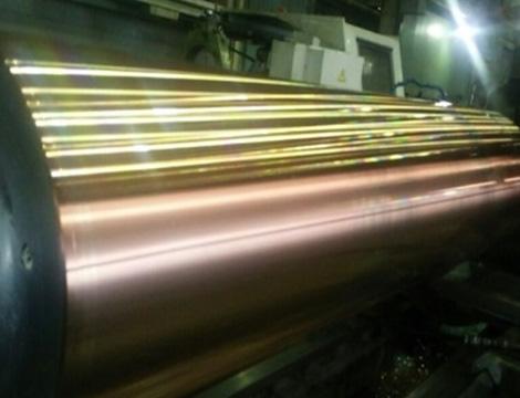 工業用銅めっき